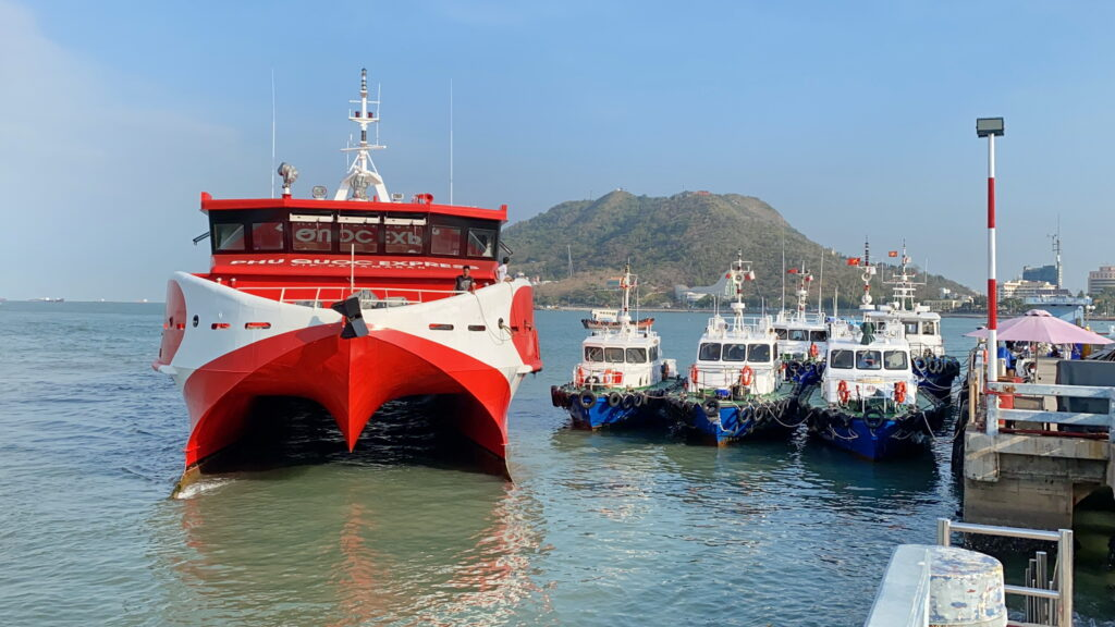 Danh sách Đại lý bán vé tàu cao tốc Côn Đảo tại Bà Rịa – Vũng Tàu