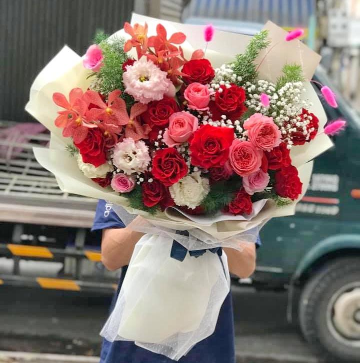TOP đầu những cơ sở kinh doanh hoa tươi tại Vũng Tàu