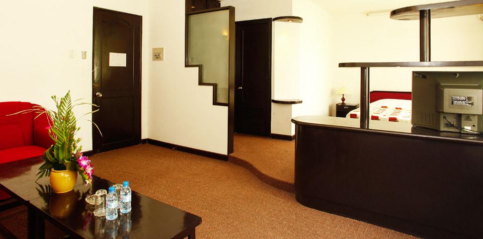 Cho thuê khách sạn 33 phòng ngủ tiêu chuẩn 2 sao tại trung tâm Bãi Trước, Vũng Tàu